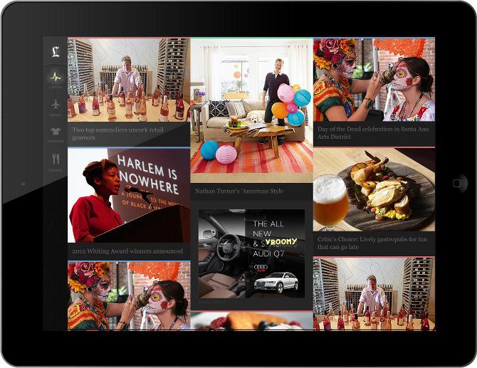 Luxury app u angeles times nkrumahfarrar personal network
