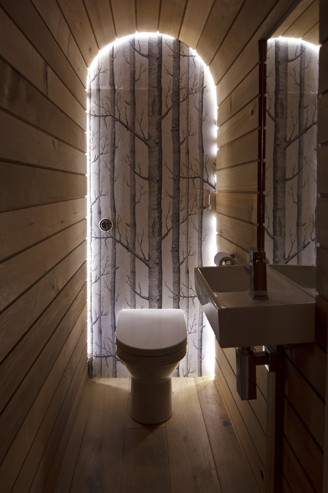 Headlands cottage photography visualisation for Decorating a small bathroom with no window