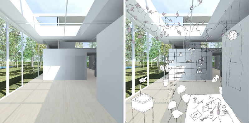 Arkitektur arkitektur school : Reggio Emilia primary school // unfolding poetry and vagueness ...