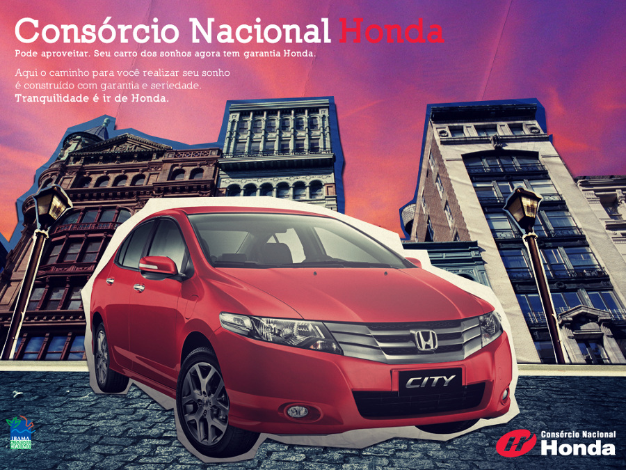 Honda Financial Services Caio Nascimento